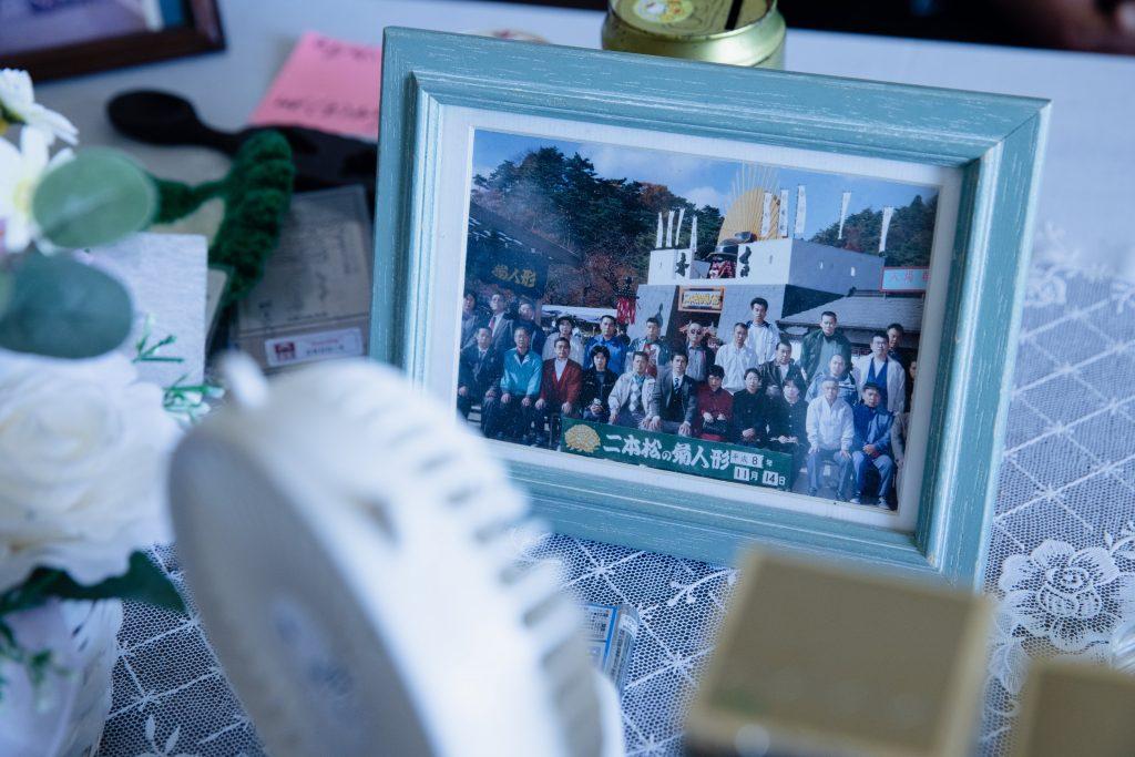 伊藤さんの思い出写真